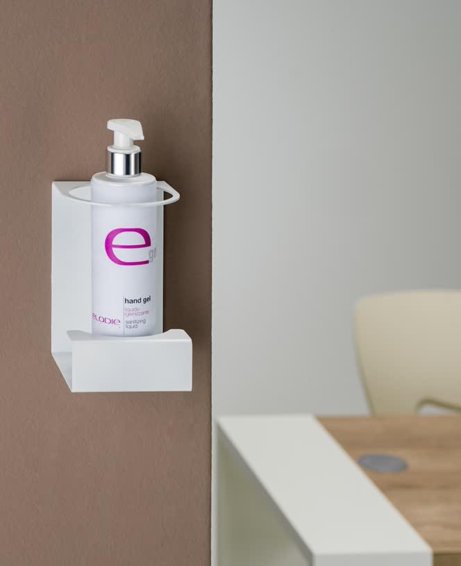 Dispenser gel da muro
