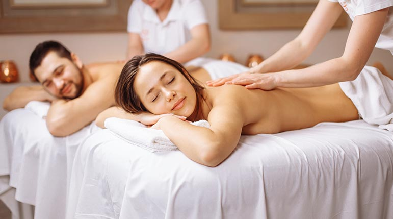 Arredamento e attrezzature centro massaggi