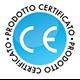 Prodotto certificato CE
