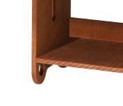 Scaffale in legno CA 313 VALE